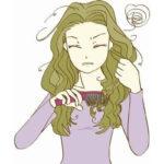 くせ毛など髪にも影響が出る更年期