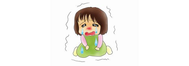 物忘れ更年期ママ・子供のように泣くこともありました。⑭