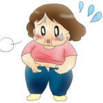 更年期は太る?ヤバい!8㎏も体重増加だ!